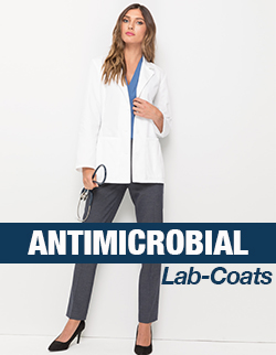 Lab Coats Antimicrobial